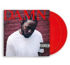 Kendrick Lamar Damn Limited Red Vinyl 2LP x/2000 HHV Exclusive Brand New