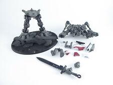Nemesis Ritter - Dreadknight der Grey Knights - teilweise bemalt -