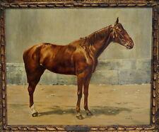 Künstlerische Tier-Malereien mit Pferde-Motiv