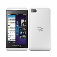 Blackberry Z10 16GB - White (Unlocked) Smartphone New Condition With Warranty