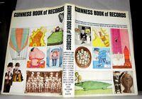 Guinness Book Of Records - HB/DJ, Norris & Ross McWhirter, 15th Ed 1968