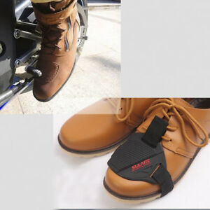 Motorcycle Gear Shifter Shoe Boots Protector Sock  Bike Boot Cover Protective