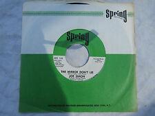 JOE SIMON POWER OF LOVE spring 128 rare spring sleeve........ 45rpm
