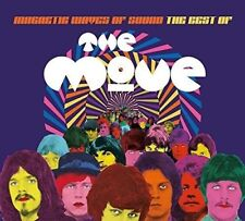 THE MOVE - MAGNETIC WAVES OF SOUND 2CD + DVD  EXPANDED VERSION 2 CD+DVD NEW!