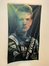 William Byron Autographed 2019 MENCS NASCAR Official Playoff Banner