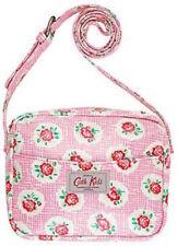 Cath Kidston Kids Pink Roses Shoulder Messenger Crossbody Bag Oil Cloth BNWOT