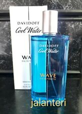 Davidoff COOL WATER WAVE EDT 4.2oz/ 125ml Men Eau de Toilette Spray NIB