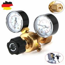 Druckminderer Druckregler Stickstoff Druckmanometer CO2 Manometer Schutzgas DHL