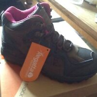 Regatta lady skydale mid walking hiking boots trainers slate Grey size uk 3 BNIB