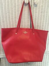 8978a20b68 Coach Red Tote Handbags & Purses for Women for sale | eBay