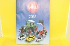 Siku Catalogue 2016