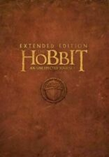 The Hobbit an Unexpected Journey - Extended Edition DVD 2012 Region 2