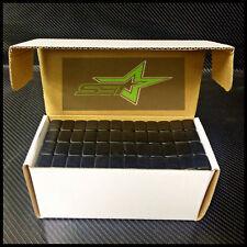 Black 1/4 Oz Wheel Weights Stick-On Adhesive Tape 0.25 624 Pcs 10 Lbs Box!