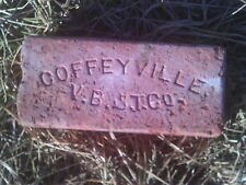 Antique Red Brick Coffeyville (1,000 Available)