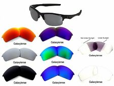 Galaxy Replacement Lenses For Oakley Bottlecap Sunglasses 8 Color Pairs Special!