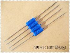 10pcs Philips KP464 Series 390pF/630V 1% Axial Tin Film Capacitors (391)