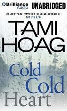 Tami Hoag COLD COLD HEART Unabridged MP3-CD 12 Hours *NEW* FAST 1st Class Ship!