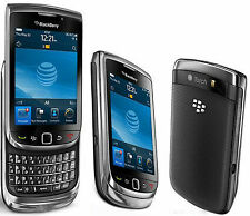 USED Blackberry 9800 Torch  Black Smartphone -imported