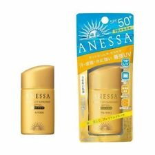 New Shiseido ANESSA Perfect UV Sunscreen Aqua Booster Gold SPF50+ PA++++ 25ml