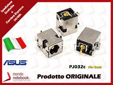 Connettore Alimentazione DC Power Jack PJ032C Gold Asus K53S (X53S)