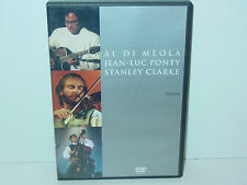 """*** DVD-Al Di Meola-Jean-Luc Ponty-Stanley Clarke """"LIVE AT MONTREUX 1994"""" ***"""