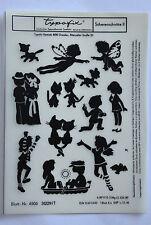 DDR Kult Typofix Haftdruckabreibfolie Saalfeld Rubbelbilder Scherenschnitte 2
