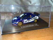 IXO 1/43 IRISH RALLY CODE 3 S12 SUBARU IMPREZA KEVIN LYNCH LAKES KILLARNEY 2008