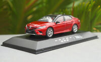 1/43 Toyota Camry Sport 2018 Red Diecast model Collection
