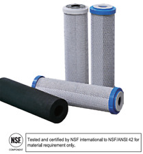 Filter Cartridge Water Cartridges PAC CTO Carbon Block