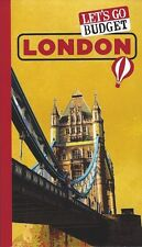 Let's Go Budget London (England) *IN STOCK IN MELBOURNE - NEW*