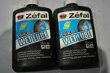 ZEFAL BIO lot de 2 lubrifiants pour conditions humides 125 ml    (5)