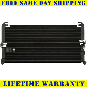 AC Condenser For Mitsubishi Eclipse 1.8 2.0 Plymouth Laser 2.0 1.8 4276
