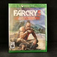 Far Cry 3 Classic Edition (Xbox One) BRAND NEW/ Region Free