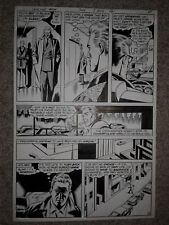 Delbo DETECTIVE COMICS 504 pg 25 PAGE FROM CLASSIC JOKER ISSUE - GORDON