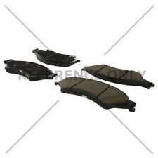 Disc Brake Pad Set-C-TEK Ceramic Brake Pads-Preferred Front fits 13-17 Ranger