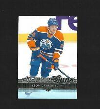 2014-15 Upper Deck Leon Draisaitl Young Guns RC #223 Edmonton Oilers