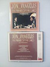 JON AND VANGELIS - THE FRIENDS OF MR. CAIRO -  CD