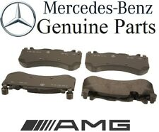 Front Brake Pad Set Genuine For Mercedes R230 R231 W204 W212 C190 R190 C197 AMG
