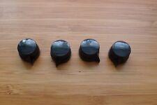 4 x McIntosh MC275 MC240 MC225 tube amp amplifier control knob cap knobs set
