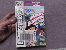 Leap Frog Leapster Dora the Explorer: Wildlife Rescue  New Unused In Package