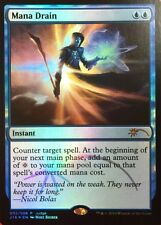 Mana Drain PREMIUM / FOIL - JUDGE GIFT FOIL PROMO - Magic Mtg