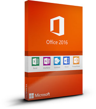 [INSTANT SEND] Microsoft Office 2016 Professional Plus GENUINE PRODUCT KEY