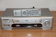 Videoregistratore VHS SAMSUNG SV-641X HI-FI Stereo