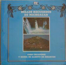 CORO URUAPENSE -BELLOS RECUERDOS DE MICHOCAN- MEXICAN LP STILL SEALED BANDA