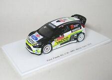 Ford Fiesta RS WRC Nr. 38 Rally Di Monte Carlo 2012
