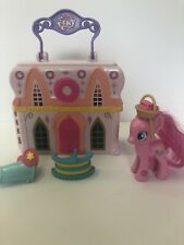 My Little Poney Donut Shop With Pinkie Pie + Accessories