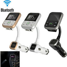 Wireless Bluetooth FM Transmitter Modulator Car Kit MP3 Player SD USB