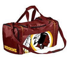 Washington Redskins Duffle Bag Gym Swimming Carry On Travel Luggage Tote NEW