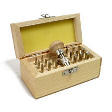 Bezel Stone Setting Burnisher Punch Set - SFC Tools - 25-159