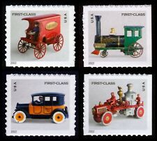 #3626-3629 Antique Toys, Singles, Mint **ANY 4=FREE SHIPPING**